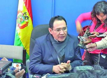 El hombre que grabó el audio de Pacajes denuncia al exfiscal Ramiro Guerrero