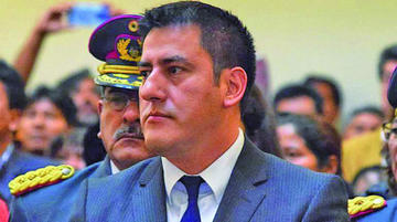 Abren un sumario contra capitán por muerte de funcionaria presidencial