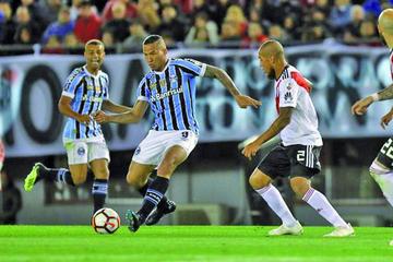 Gremio vence a River Plate