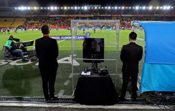 VAR tiene exitoso estreno en Colombia