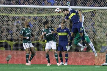 Boca Juniors vence a Palmeiras