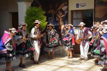 Declaran patrimonio danza del Fandango