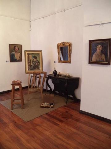 La Moneda reabre la sala  Cecilio Guzmán de Rojas