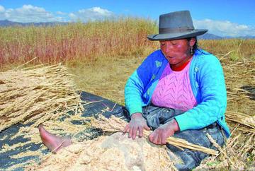 Coroma denuncia que Oruro viola un pacto de paz por la quinua