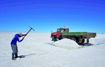 Se incrementan las expectativas sobre el mercado mundial del litio