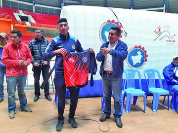 Deportistas potosinos viajan a Beni con el objetivo de lograr medallas en los Pluris