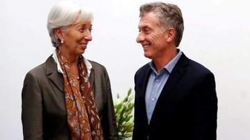 FMI amplía asistencia a Argentina hasta $us 56.300 millones