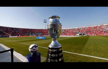 La Copa América se jugará en años pares