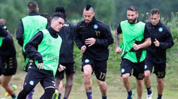 Nápoles-Roma y Lazio-Inter serán los partidos destacados de la Serie A italiana