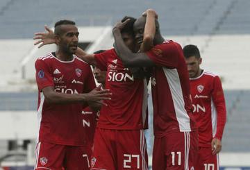 Royal Pari defiende el liderato del Clausura ante Sport Boys