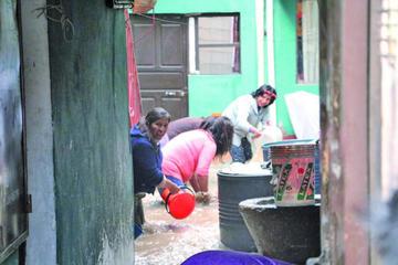 Inundaciones y crecida de ríos ponen en alerta a Potosí y otras 2 regiones