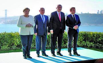 Francia y Alemania se unen a esfuerzos de paz en Siria