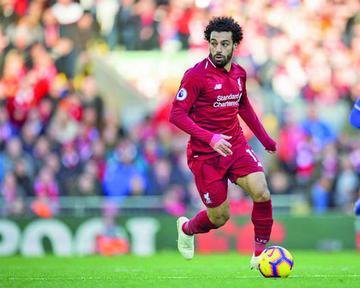 Liverpool gana y lidera en solitario en la Premier