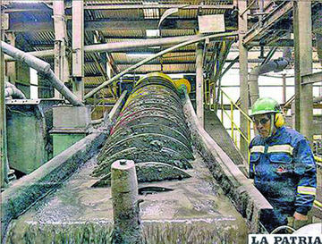Destacan que aumenta el costo de producción minera