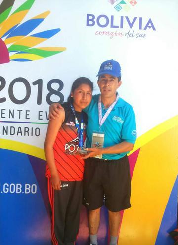 Potosí continúa con la cosecha de medallas en los Juegos Plurinacionales