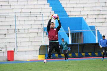 El arquero argentino Leonardo Romero  lleva 270 minutos sin recibir un gol