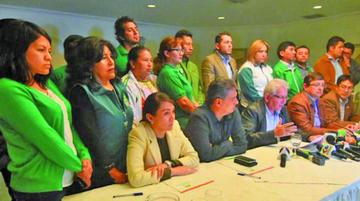 TSE ratifica que solo militantes pueden impugnar los binomios