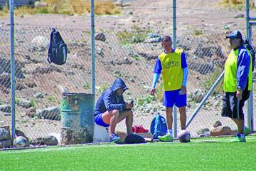Peña y Gómez encienden las alarmas en Real Potosí