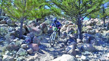 Potosí tendrá dos nacionales de ciclismo el fin de semana
