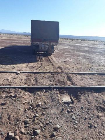 Persona muere en accidente en la carretera hacia Uyuni