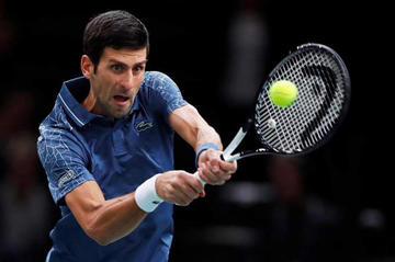 Djokovic avanza a semifinales de París