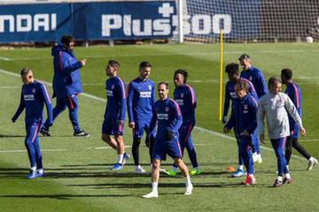 """Atlético de Madrid busca su primera victoria ante Leganés en """"Butarque"""""""