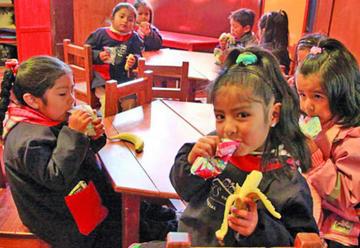 Primaria y secundaria tendrán diferentes desayunos escolares