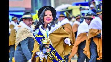 Hoy será el primer convite que marca  el inicio del Carnaval de Oruro 2019