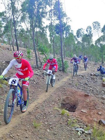 Potosí logra 22 medallas en los nacionales de ciclismo