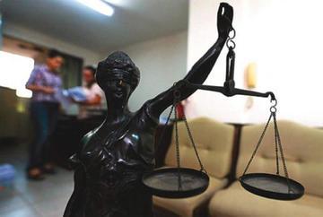 Bolivia baja dos puntos en un ranking mundial sobre justicia