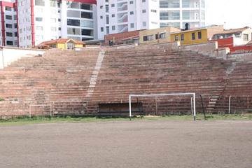"""El estadio """"Potosí"""" tendrá césped sintético en 120 días"""