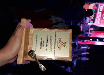 Potosí logra premios del charango en Aiquile