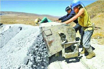 Exportación de minerales supera los $ 2.000 MM en seis meses