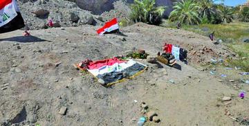 Encuentran fosas con los restos de alrededor de 12.000 iraquíes