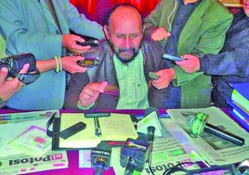 Concejal lamenta división en el aniversario regional