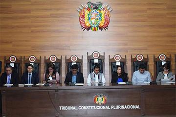 TCP rechaza el recurso en contra de la Ley de Organizaciones Políticas