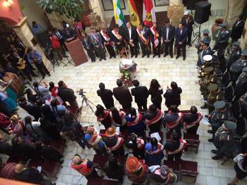 Los potosinos festejan hoy el aniversario cívico regional