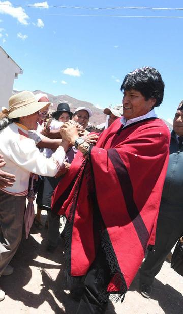 Familias damnificadas de Tupiza reciben casas