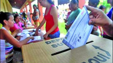 TSE: 2 millones de personas participarán de las primarias