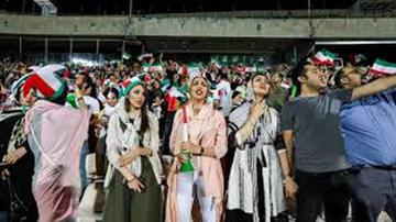 Irán permite que mujeres asistan a la final