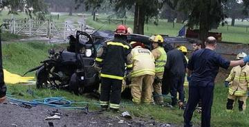Mueren en accidente de tráfico cuatro hinchas de Boca que iban a final ante River