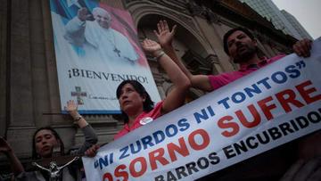 Se incrementan denuncias por abuso sexual del clero en Chile