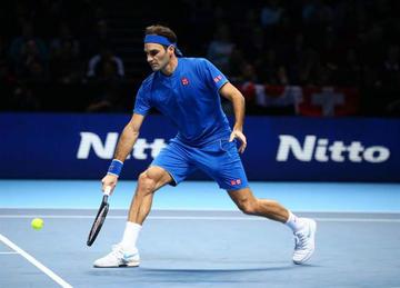 Federer pierde por cuarta vez en su debut esta vez fue en las Finales ATP de Londres
