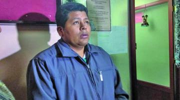 Justicia otra vez niega libertad al líder de los cocaleros de Yungas