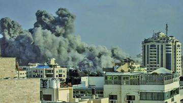 Tras cientos de ataques en Gaza aumenta el temor de una guerra