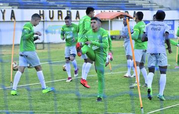 La selección nacional rinde sus dos últimos exámenes del año