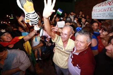 Liberan a los detenidos de Roboré y manifestantes suspenden medidas