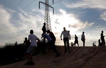 Milicias palestinas aceptan una tregua con Israel tras ataques