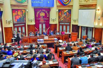 El Legislativo pide investigar a exfuncionarios por caso Lava Jato