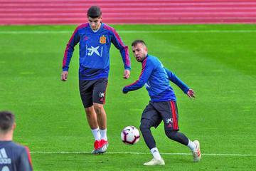 España busca un triunfo ante Croacia